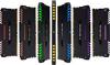 Модуль памяти CORSAIR Vengeance RGB CMR128GX4M8X3800C19 DDR4 -  8x 16Гб 3800, DIMM,  Ret вид 2