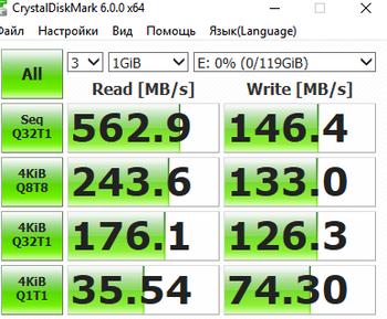 SSD накопитель INTEL 545s Series SSDSC2KW128G8X1128Гб, 2.5, SATA III [ssdsc2kw128g8×1959542]