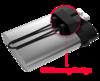 Внешний жесткий диск SILICON POWER Armor A85, 4Тб, серебристый [sp040tbphda85s3s] вид 4