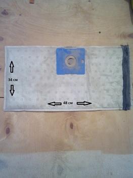 Строительный пылесос BORT BSS-1415-W синий [91272263]