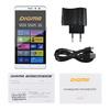 Смартфон DIGMA S505 3G + Navitel Vox,  белый вид 4