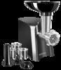 Мясорубка REDMOND RMG-1223-6,  черный / серебристый вид 26