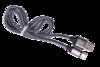 Кабель HARPER USB Type-C (m),  USB A(m),  1.0м,  черный [brch-710] вид 12