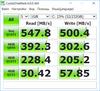 SSD накопитель WD Blue WDS250G2B0B 250Гб, M.2 2280, SATA III вид 6
