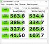 "SSD накопитель WD Blue WDS250G2B0A 250Гб, 2.5"", SATA III вид 9"
