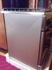 Газовая плита DE LUXE 606040.24-000г (кр) ЧР,  газовая духовка,  нержавеющая сталь вид 6