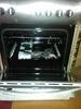 Газовая плита DE LUXE 606040.24-000г (кр) ЧР,  газовая духовка,  нержавеющая сталь вид 5