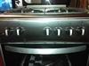 Газовая плита DE LUXE 606040.24-000г (кр) ЧР,  газовая духовка,  нержавеющая сталь вид 3