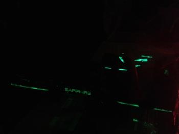 Видеокарта SAPPHIRE AMD Radeon RXVega 56 , 11276-00-40G VEGA 568GNITRO+, 8Гб, HBM2, Ret