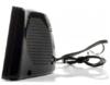 Радиобудильник HARPER HCLK-2044, зеленая подсветка,  черный вид 3