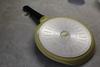 Сковорода блинная FRYBEST Rainbow CM-C26L, 26см, без крышки,  желтый вид 3