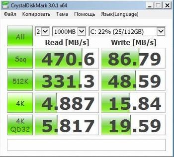 SSD накопитель WDGreen WDS120G2G0B 120Гб, M.22280, SATA III