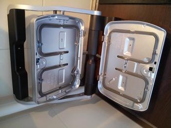 Электрогриль TEFAL Optigrill GC706D34, черный и серебристый [7211002945]