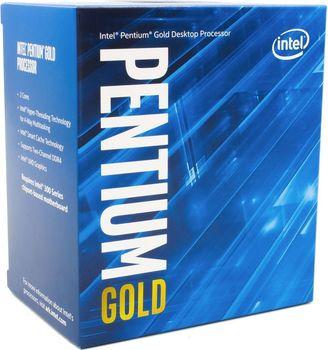 Процессор INTEL Pentium Gold G5400, LGA 1151v2, BOX [bx80684g5400sr3×9]