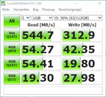 SSD накопитель SANDISK SSD PLUS SDSSDA-120G-G27120Гб, 2.5, SATA III