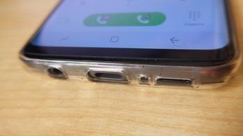 Защитное стекло для экрана ONEXT для Samsung Galaxy S9, 3D, 1 шт, черный [41589]
