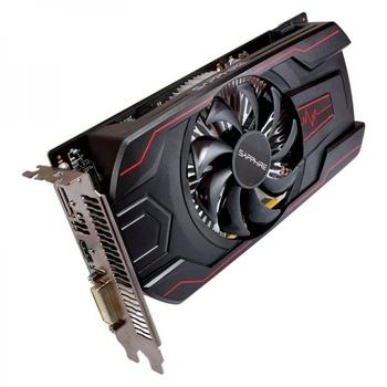 Видеокарта SAPPHIRE AMD Radeon RX560 (14CU), 11267-22-20G PULSE RX560OC (UEFI), 2Гб, GDDR5, OC, Ret