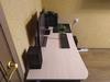 Стол компьютерный  СОКОЛ КСТ-105.1,  ЛДСП,  венге и белый дуб вид 4