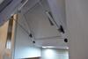 Вытяжка каминная Lex Plaza 600 белый управление: сенсорное (1 мотор) вид 4