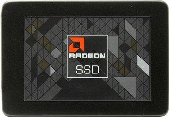 SSD накопитель AMD Radeon R5R5SL480G 480Гб, 2.5, SATA III