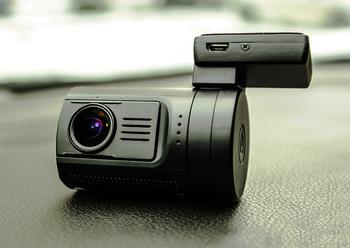 Видеорегистратор TRENDVISION MINI 2CH GPS, черный