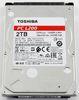 "Жесткий диск TOSHIBA L200 HDWL120UZSVA,  2Тб,  HDD,  SATA III,  2.5"" вид 4"