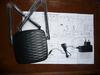Беспроводной роутер TENDA AC5,  черный вид 19