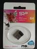 Флешка USB SILICON POWER Touch T35 64Гб, USB2.0, черный [sp064gbuf2t35v1k] вид 4