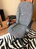 Кресло руководителя БЮРОКРАТ T-898, на колесиках, ткань, серый [t-898/3с1gr] вид 7