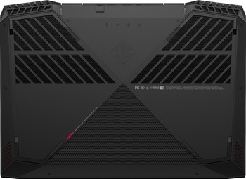 Ноутбук HP Omen 15-dc0019ur, 15.6, IPS, Intel Core i5 8300H 2.3ГГц, 8Гб, 1000Гб, nVidia GeForce GTX 1050 — 2048 Мб, Free DOS, 4HE41EA, черный
