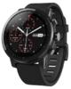 """Смарт-часы XIAOMI Amazfit Stratos,  1.34"""",  черный / черный вид 10"""