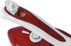 Утюг SUPRA IS-2702,  1000Вт,  красный/ белый [11440] вид 6