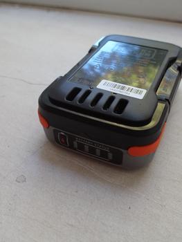 Батарея аккумуляторная Black & Decker BDCB12B-XJ 12В 1.5Ач Li-Ion