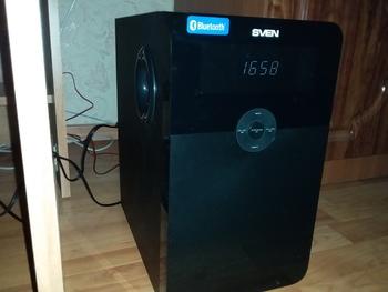 Колонки SVEN MS-2250, 2.1, черный [sv-016722]