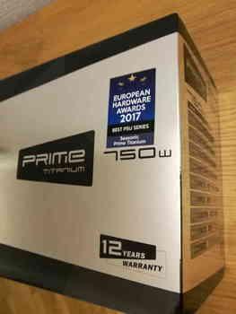 Блок питания SEASONIC PRIME ULTRA TITANIUM SSR-750TR, 750Вт, 135мм, черный, retail