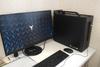 Компьютер  LENOVO Legion T530-28ICB,  Intel  Core i5  8400,  DDR4 16Гб, 1000Гб,  256Гб(SSD),  NVIDIA GeForce GTX 1060 - 6144 Мб,  DVD-RW,  Windows 10,  черный [90jl007krs] вид 9