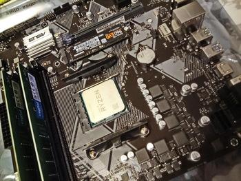 Материнская плата ASUS PRIME B450M-A, SocketAM4, AMD B450, mATX, Ret