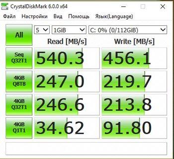 SSD накопитель A-DATA Ultimate SU650ASU650SS-120GT-R 120Гб, 2.5, SATA III