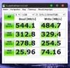 "SSD накопитель PATRIOT Burst PBU480GS25SSDR 480Гб, 2.5"", SATA III вид 7"