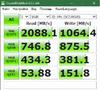 SSD накопитель A-DATA XPG SX6000 Pro ASX6000PNP-256GT-C 256Гб, M.2 2280, PCI-E x4,  NVMe вид 13