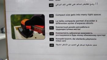 Набор электроинструмента Black & Decker BDCK502C2-RK (BDCK502) в компл.:4инструм.