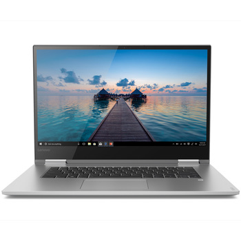 Ноутбук-трансформер LENOVO Yoga 730-15IWL, 15.6, IPS, Intel Core i58265U 1.6ГГц, 8Гб, 256Гб SSD, Intel UHD Graphics 620, Windows 10Home, 81JS002SRU, серый