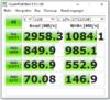 SSD накопитель A-DATA XPG SX8200 Pro ASX8200PNP-256GT-C 256Гб, M.2 2280, PCI-E x4,  NVMe вид 2