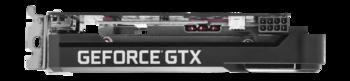 Видеокарта PALIT nVidia GeForce GTX 1660TI , PA-GTX1660Ti STORMX OC 6G, 6Гб, GDDR6, OC, Ret [ne6166ts18j9-161f]
