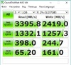 SSD накопитель A-DATA S11 Pro AGAMMIXS11P-512GT-C 512Гб, M.2 2280, PCI-E x4,  NVMe вид 3