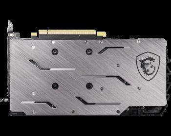 Видеокарта MSI nVidia GeForce GTX 1660TI , GTX 1660TiGAMING X 6G, 6Гб, GDDR6, Ret