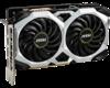 Видеокарта MSI nVidia  GeForce GTX 1660TI ,  GTX 1660 Ti VENTUS XS 6G OC,  6Гб, GDDR6, OC,  Ret вид 13