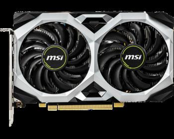 Видеокарта MSI nVidia GeForce GTX 1660TI , GTX 1660TiVENTUS XS 6G OC, 6Гб, GDDR6, OC, Ret