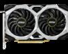 Видеокарта MSI nVidia  GeForce GTX 1660TI ,  GTX 1660 Ti VENTUS XS 6G OC,  6Гб, GDDR6, OC,  Ret вид 12