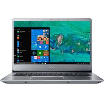 Ультрабук ACER Swift 3SF314-56-337C, 14, IPS, Intel Core i38145U 2.1ГГц, 8Гб, 128Гб SSD, Intel UHD Graphics 620, Linux, NX.H4CER.005, серебристый